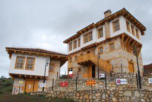 Kocacık'taki ATATÜRK'ün dedesinin evi (Restore edilmiş hali)