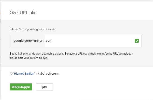 Google+ alma
