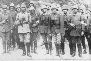 Gelibolu, Çanakkale-1915