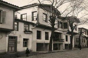 Mustafa Kemal ATATÜRK'ün Selanik'te doğduğu ev